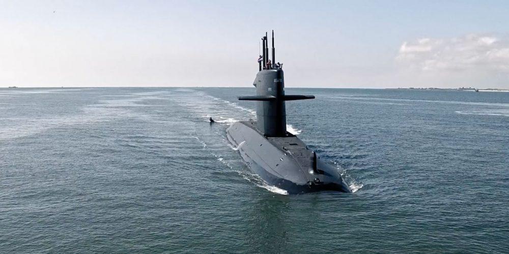 Koninklijke Marine, voor vrede en veiligheid op en vanuit zee