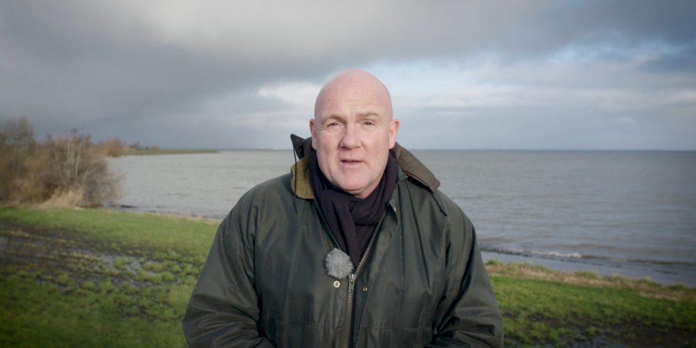 Interne klimaat-videoboodschap met André Kuipers