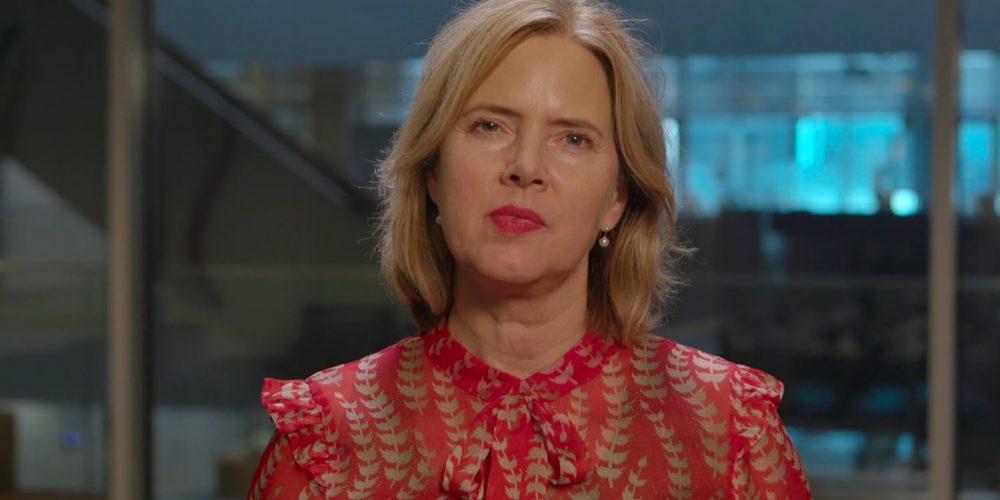 Videoboodschap Cora van Nieuwenhuizen